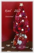 Noel 2012 ツリートピアリー